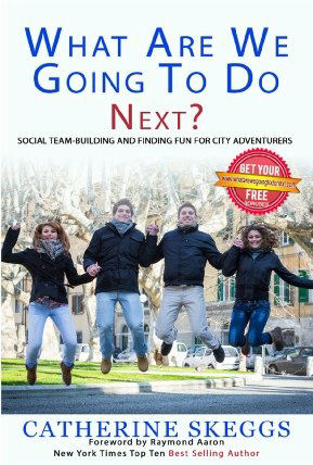What are we going to do next? by award winning author Catherine Skeggs