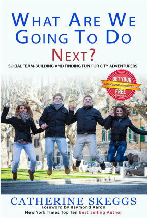 What are we going to do next? - Social team building book
