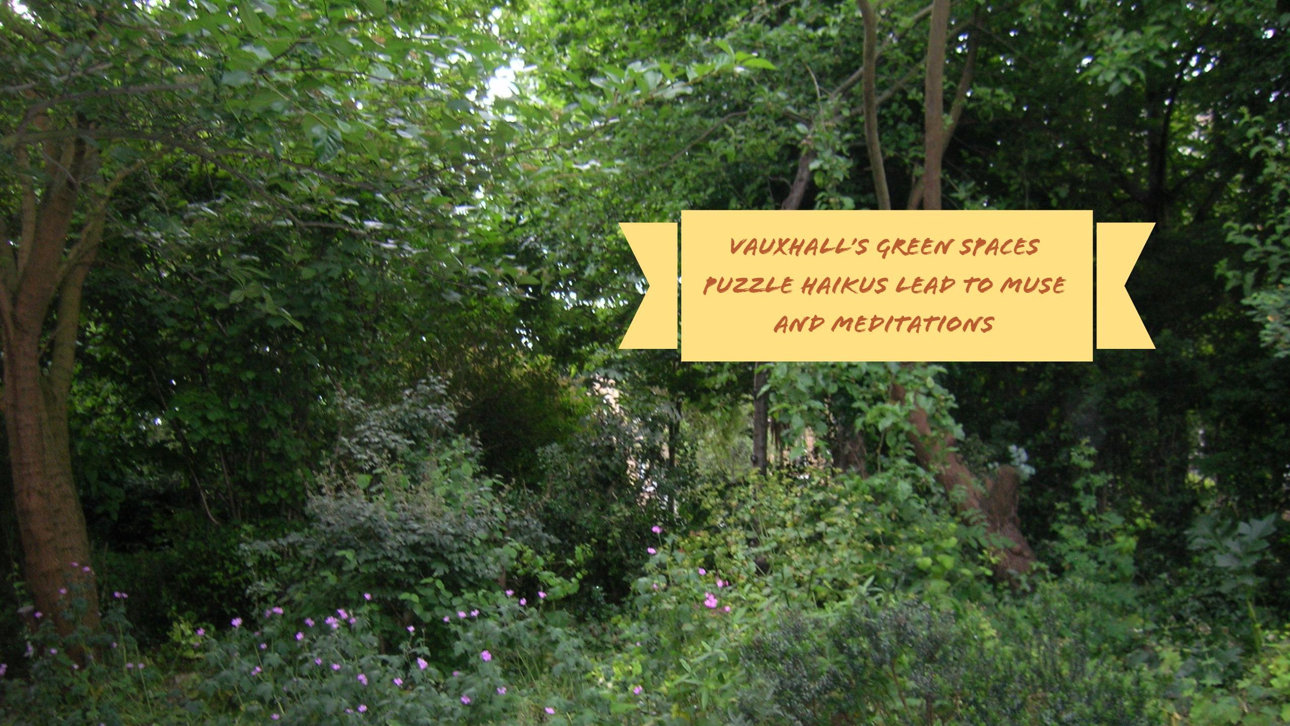 Vauxhall Treasure Hunt by Treasure Hunts in London