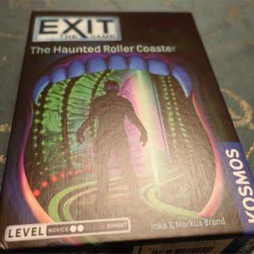 Exit - The haunted roller coaster - photo by Juliamaud